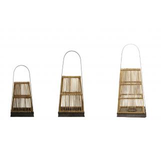 lanternes bambou