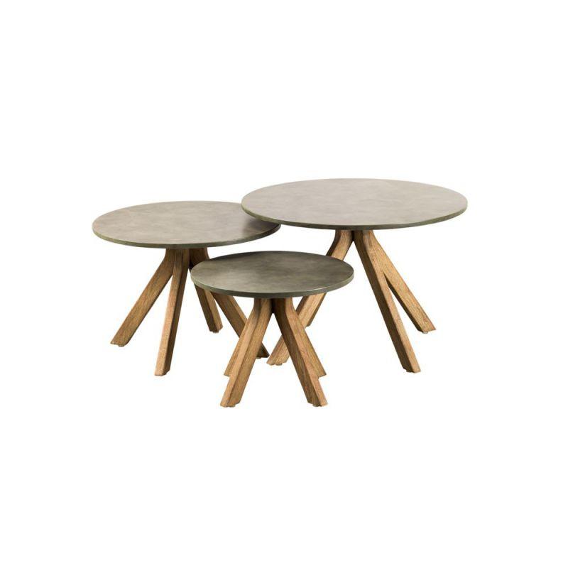 bois de 3 LAGOS en tables Set basses sQCxhrdt