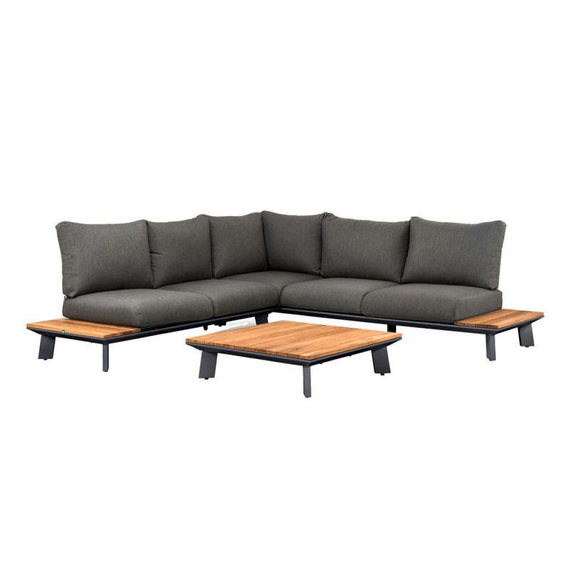 salon de jardin avec canapé