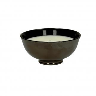 Bougie parfumée bol en porcelaine