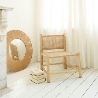 fauteuil extérieur teck