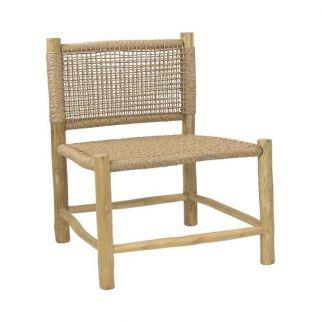 fauteuil osier écologique