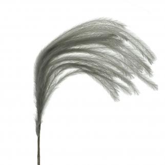 Plume artificielle grise