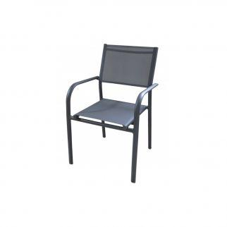 fauteuil jardin textilene