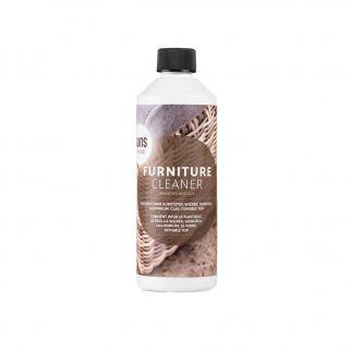 Nettoyant pour mobilier de jardin verre et aluminium (500 ml)