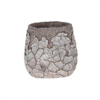 Petit pot en ciment