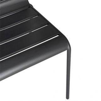 Chaise de jardin en acier MELANY | Arbonie