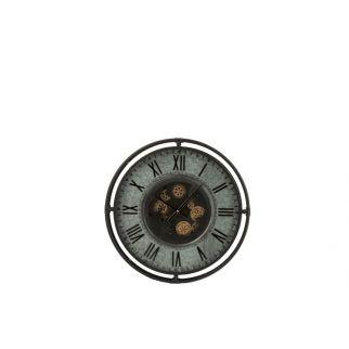 horloge mécanisme animé