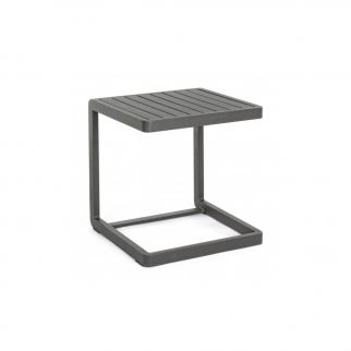 table d'appoint aluminium
