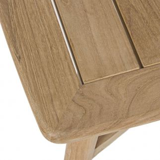 Table basse de jardin MARISOL, 100% Teck | Arbonie