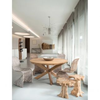 chaise kubu intérieur