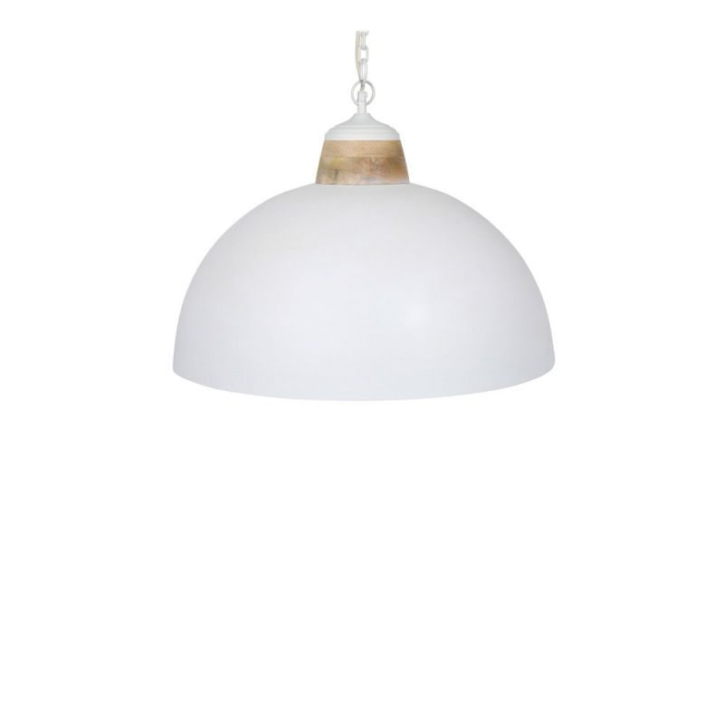 suspension scandinave blanc