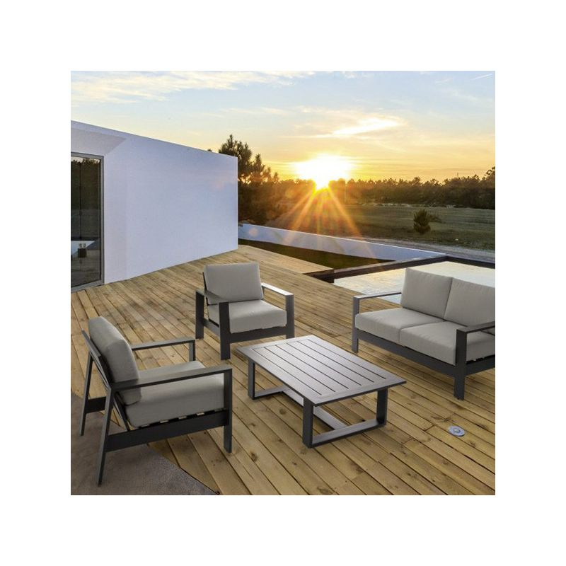 Table Jardin Aluminium Elegant Table De Jardin Design Pas ...
