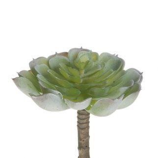 Branche de Succulente artificielle (13 cm)