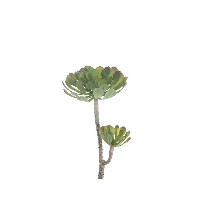 Branche de Succulente artificielle (30 cm)