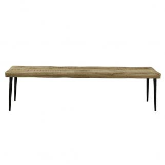 Table - banc en bois de manguier L165 cm