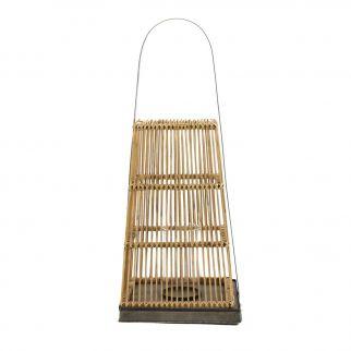 Lanterne bambou extérieur