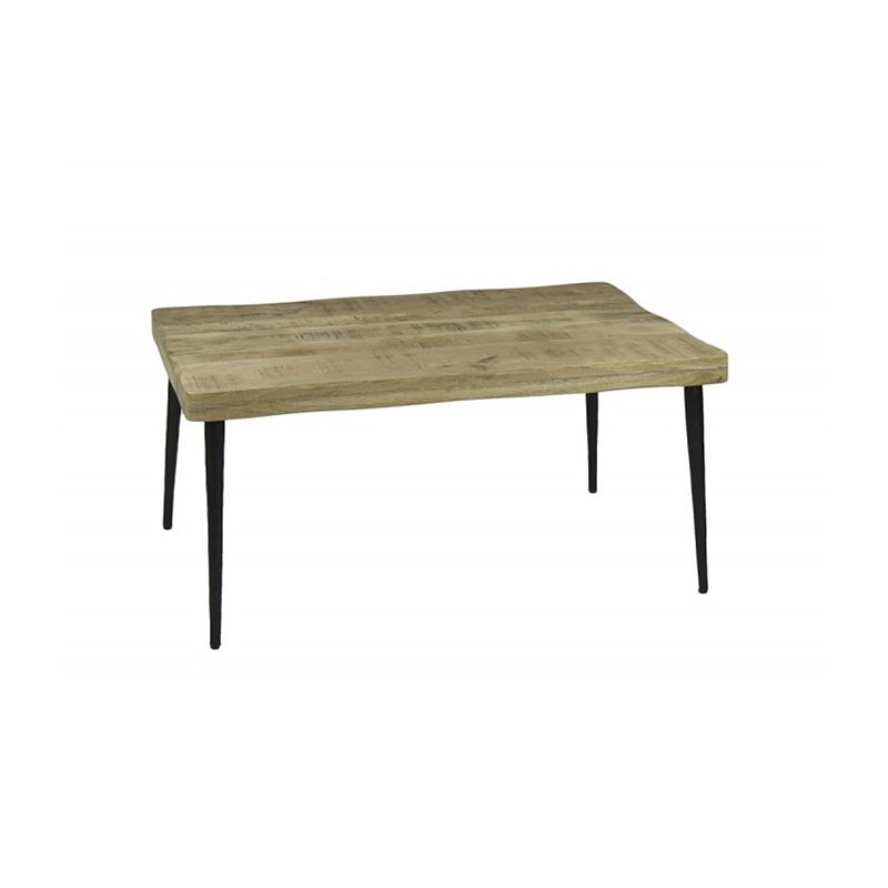 basse manguier bois Table en de Legno wn0OymvNP8