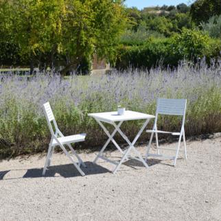 Salon de jardin table...