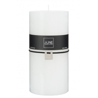 Bougie cylindrique XXL –...
