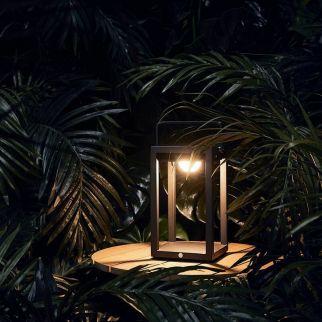 Lampe de jardin JACK - H 25 cm