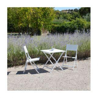 Chaise pliante aluminium - Kos