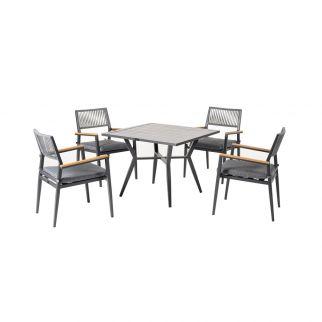 Ensemble table et chaises...