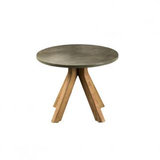 table basse ronde 40cm