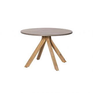 Table basse en bois Ø40 cm...