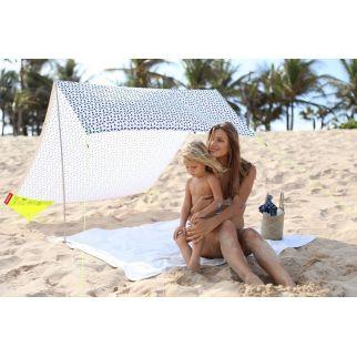 Tente anti uv Miasun, abri de plage, voile ombrage - tente de plage