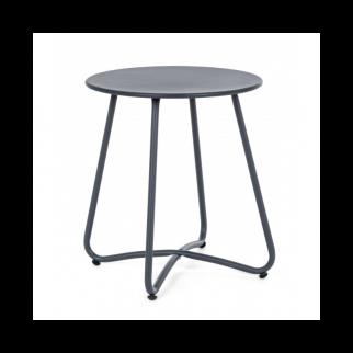 petite table exterieur acier