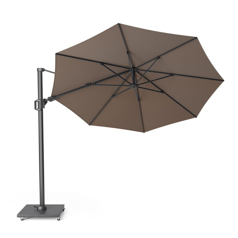 parasol déporté rond