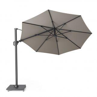 parasol décentré rond